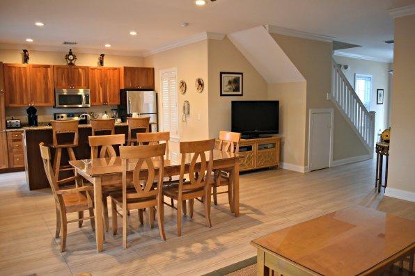 Kitchen in our villa