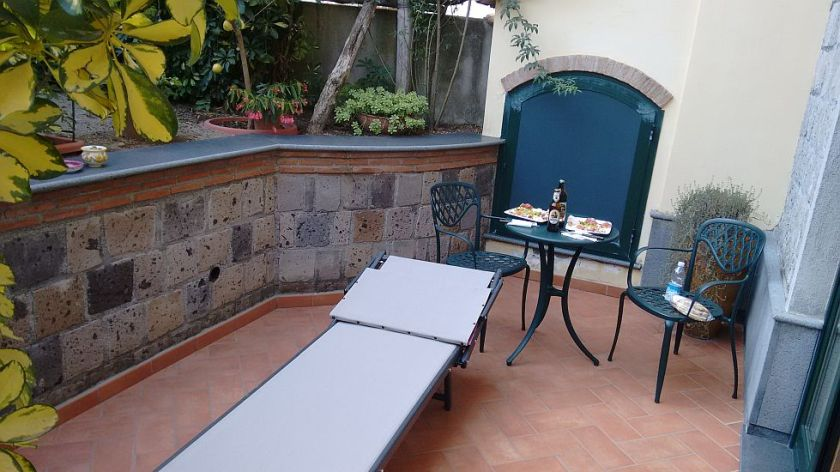 our BnB in Sorrento