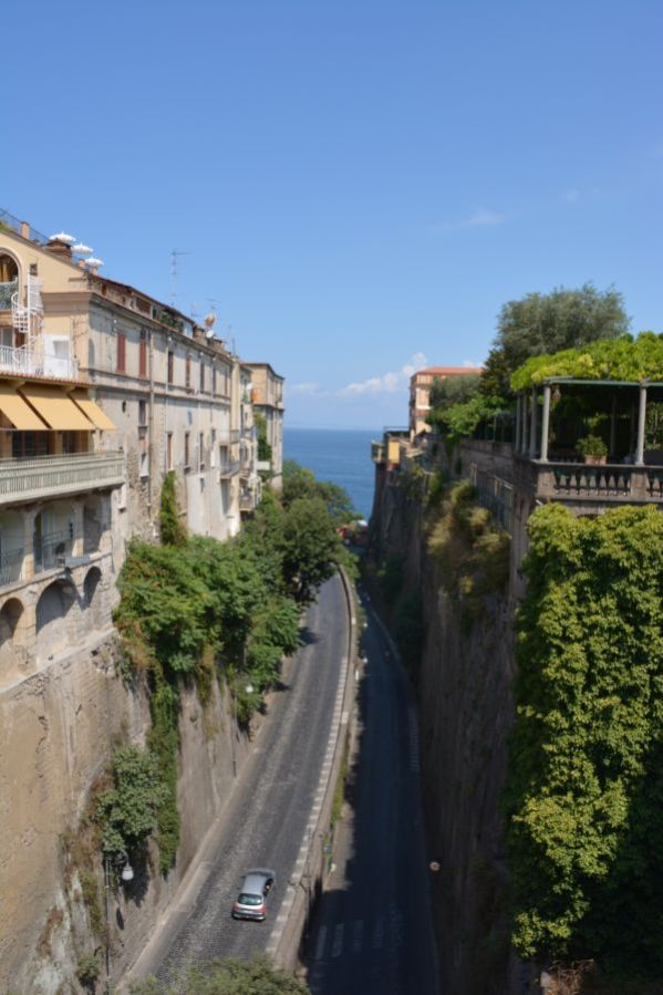 coastal views of sorrento
