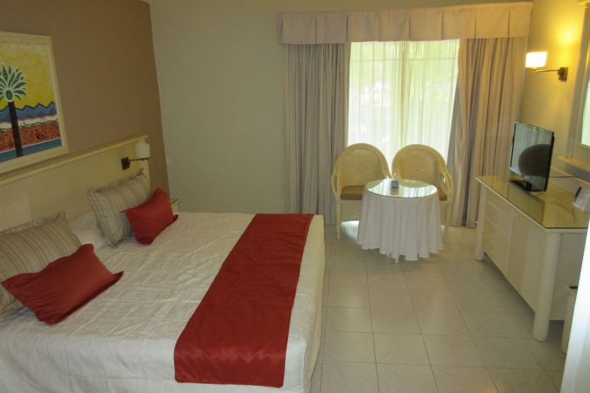 another shot of our room at Grand Bahia Principe