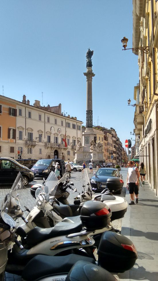 more sights from our tour of rome