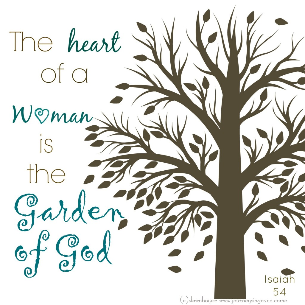 The Heart Of A Woman Bible Study