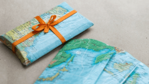 Christmas presents travellers