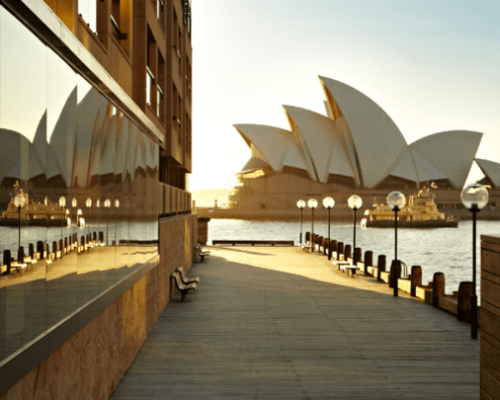 The Spa Park Hyatt Sydney