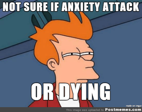 difference between anxiety attacks and panic attacks