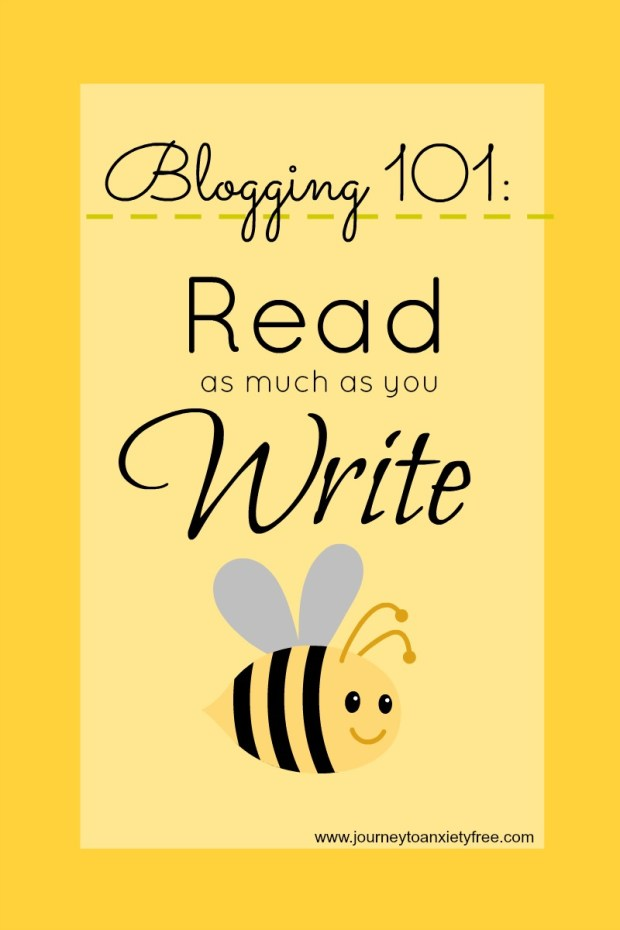 blogging 101 read write follow