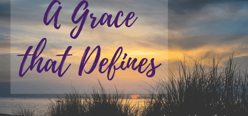 Perfectionism can make it hard to receive His grace, and this issue holds us back in ways we often don't see. Read to find out more.