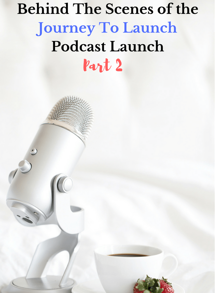 Who Told Me To Launch A Podcast?   Podcast Launch Part 2