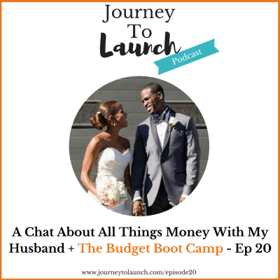 Money Chat & Budget Boot Camp