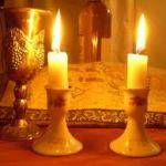 Sabbath candles