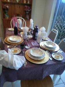 Sabbath Table
