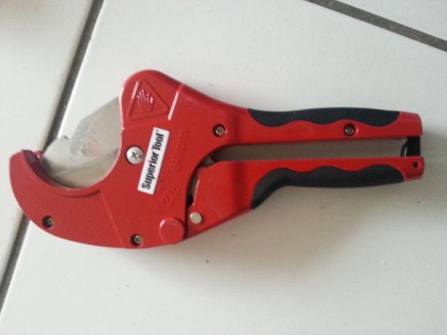 racheting pvc cutter
