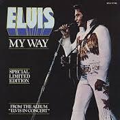 My Way Elvis Presley