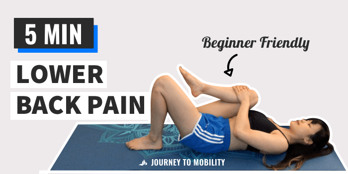 5 Lower Back Stretches for Tightness & Pain Relief