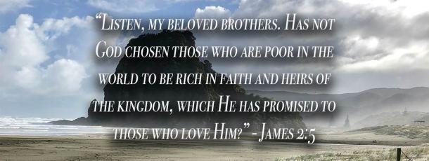 """Day 14: """"Rich in Faith"""""""