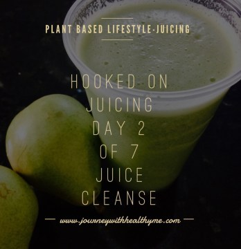 Hooked on Juicing