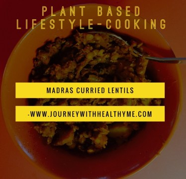Madras Curried Lentils