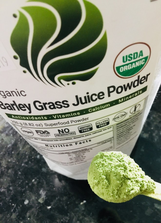 Barley Grass Juice Powder