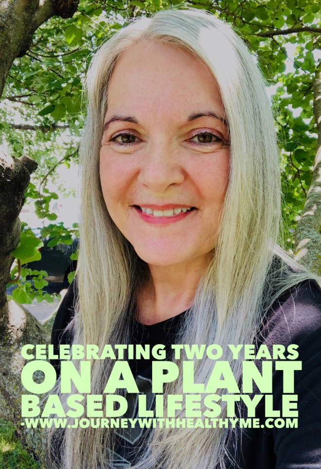 Two Years Plant Based