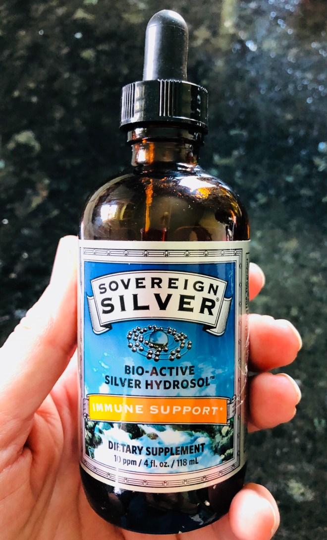 Silver Hydrosol