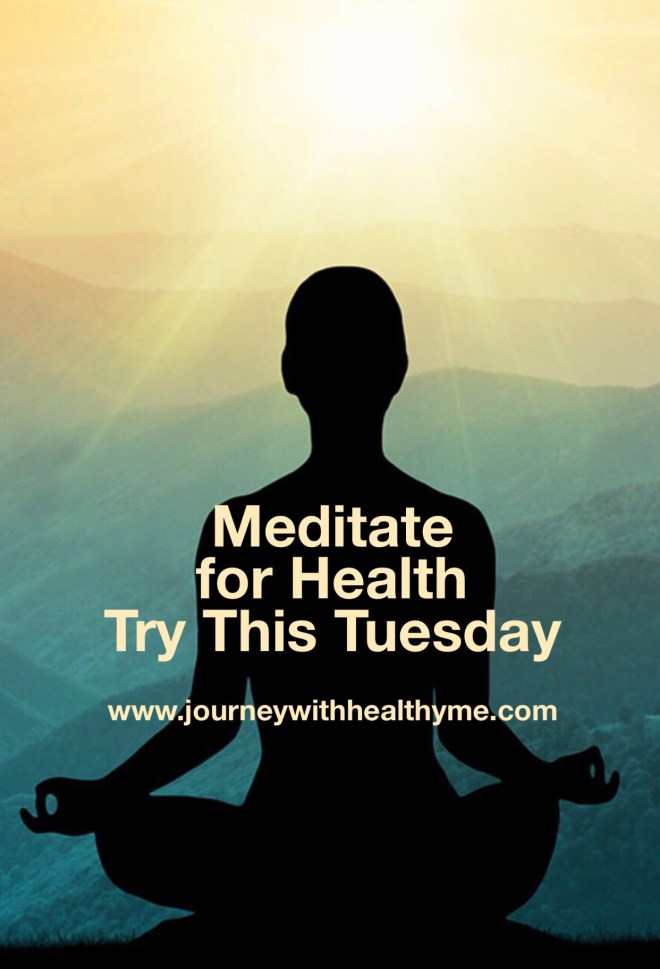 Meditate for Health