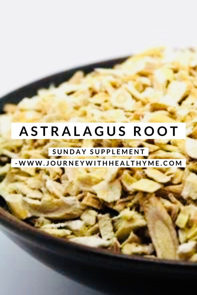 Astralagus Root