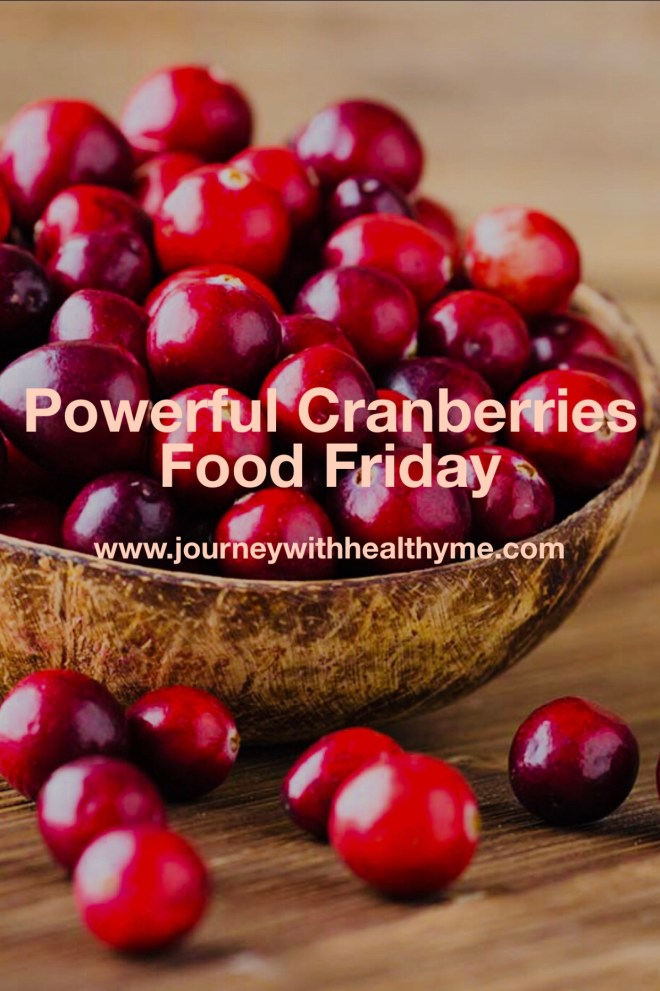 Powerful Cranberries
