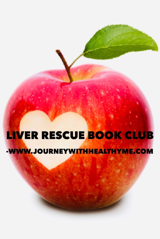 Liver Rescue Book Club Meeting