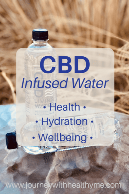 CBD Infused Water - Journey With Healthy Me