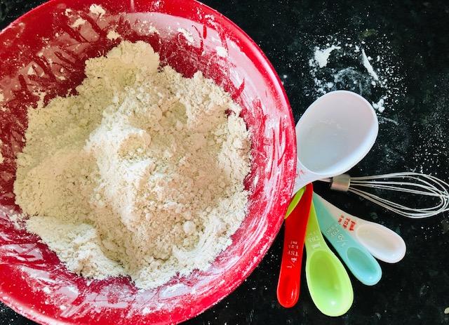 Gluten Free Stawberry Shortcake