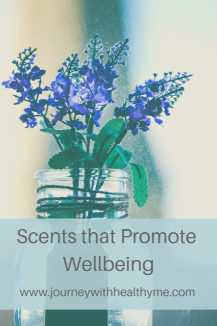 Scents that Promote Wellbeing