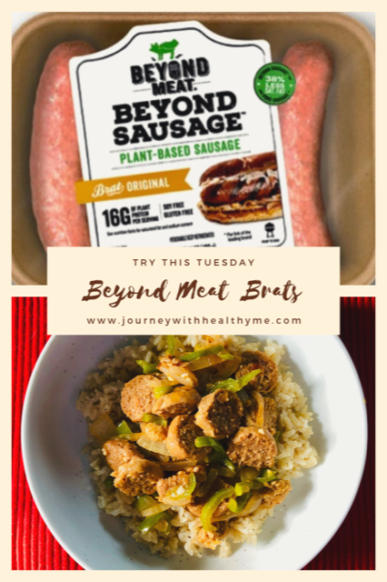 Beyond Meat Brats