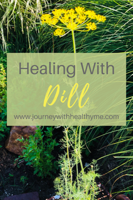 Healing with Dill title meme