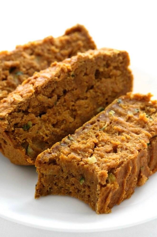 Vegan and Gluten Free Pumpkin Recipes Bread
