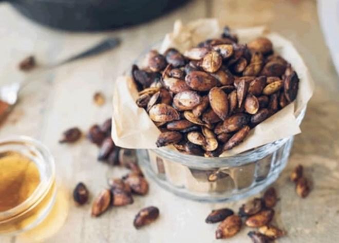 Vegan and Gluten Free Pumpkin Recipes Seeds
