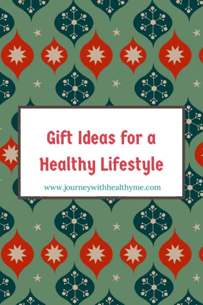 Gift Ideas for a Healthy Lifestyle title meme