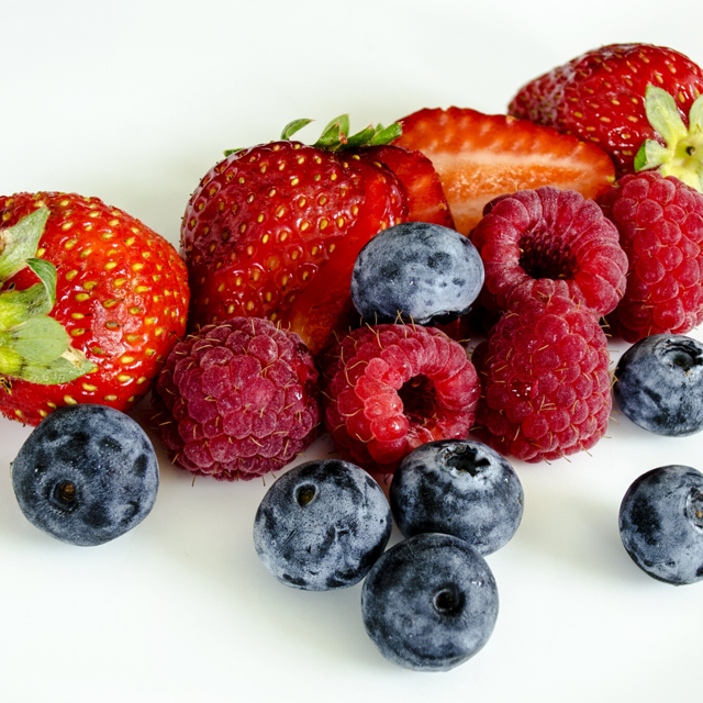 Alkaline Foods Vs Acidic Foods Berries