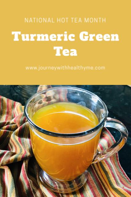 Turmeric Green Tea title meme