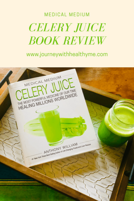 Medical Medium Celery Juice Book Review title meme