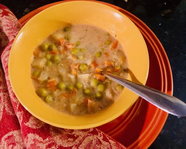 10 Easy One Pot Vegan Meals pot pie soup