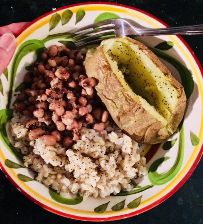 Healthy Potato Recipes baked potato