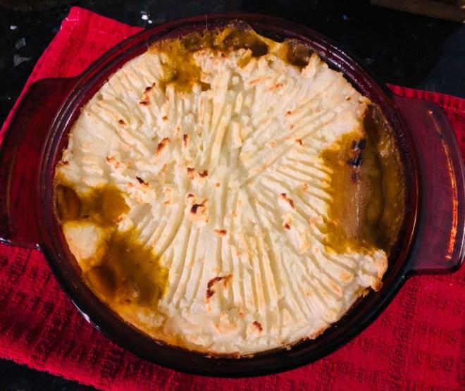 Healthy Potato Recipes shepherds pie