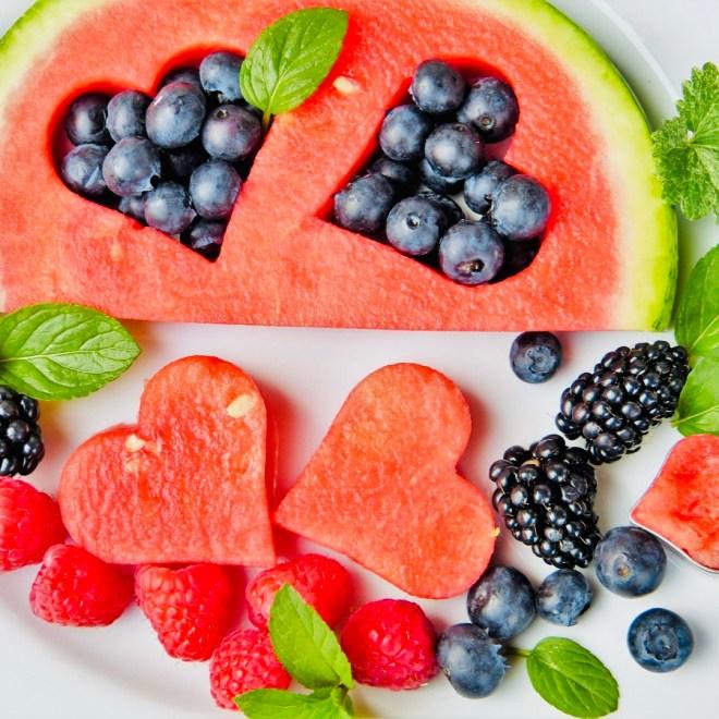 Heart Health Tips fruit