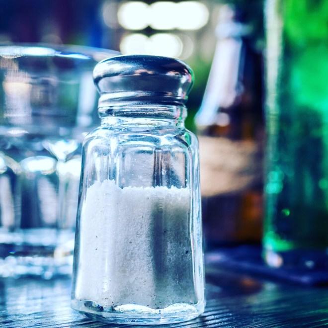 Heart Health Tips salt