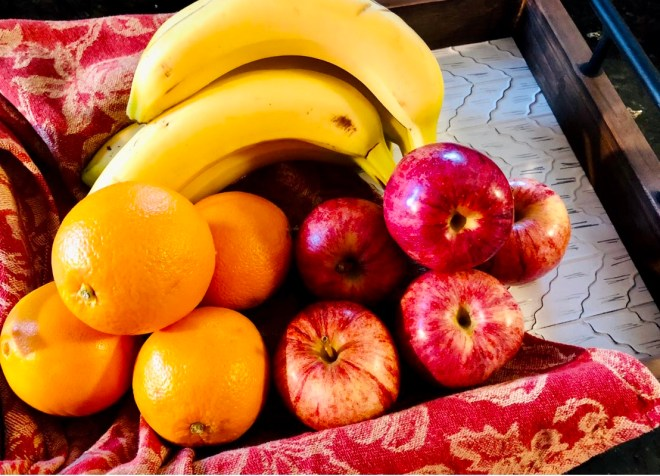 Eat a Variety of Nutritious Foods fruit