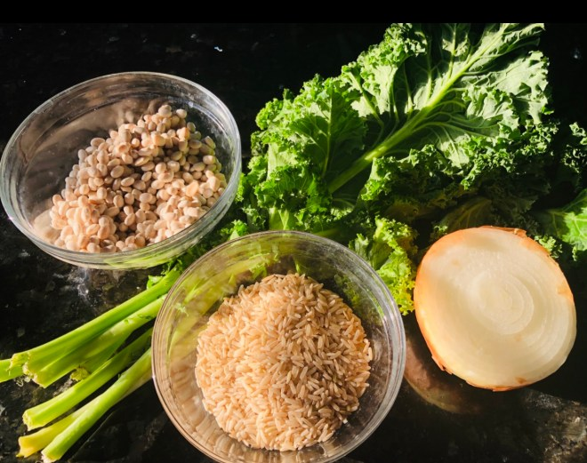 Eat a Variety of Nutritious Foods meal prep