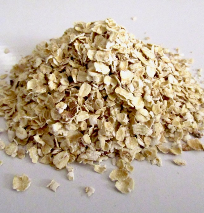 Eat a Variety of Nutritious Foods oats