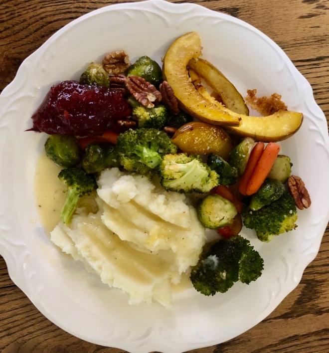 Thrive Through Powerful Nutrition Habits thanksgiving dinner