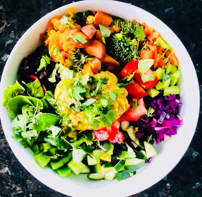 Eight Fresh Salads ultimate salad