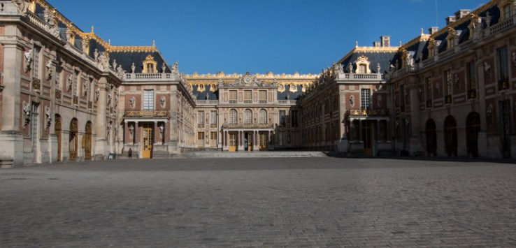 The Chateau de Versailles